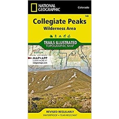 National Geographic National Geographic Topographic Map