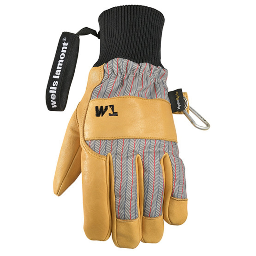 Wells Lamont Whiskey Tan Lifty Glove