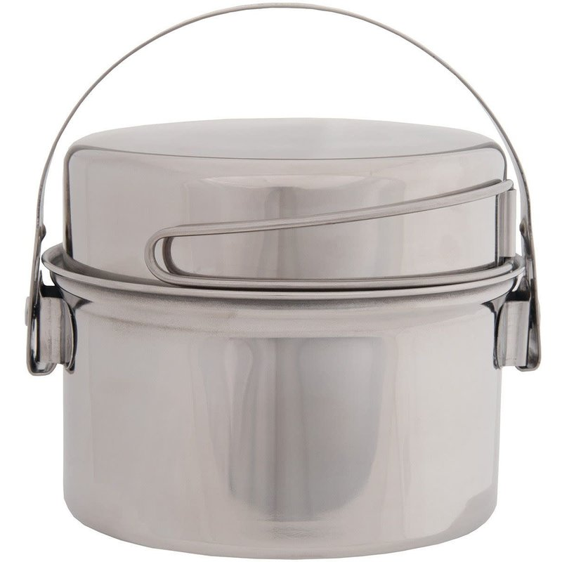 Olicamp AK Cookset Stainless 1 QT