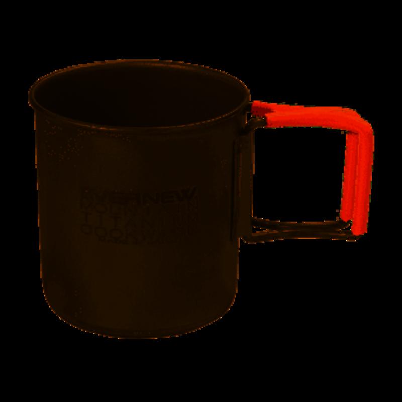 EVERNEW Titanium Mug 300