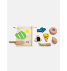 Make Your Own Bagel Wooden Kit