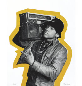 Legends of Hip-Hop Silkscreen Print Set
