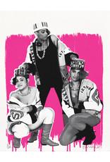 Legends of Hip-Hop Silkscreen Print Set