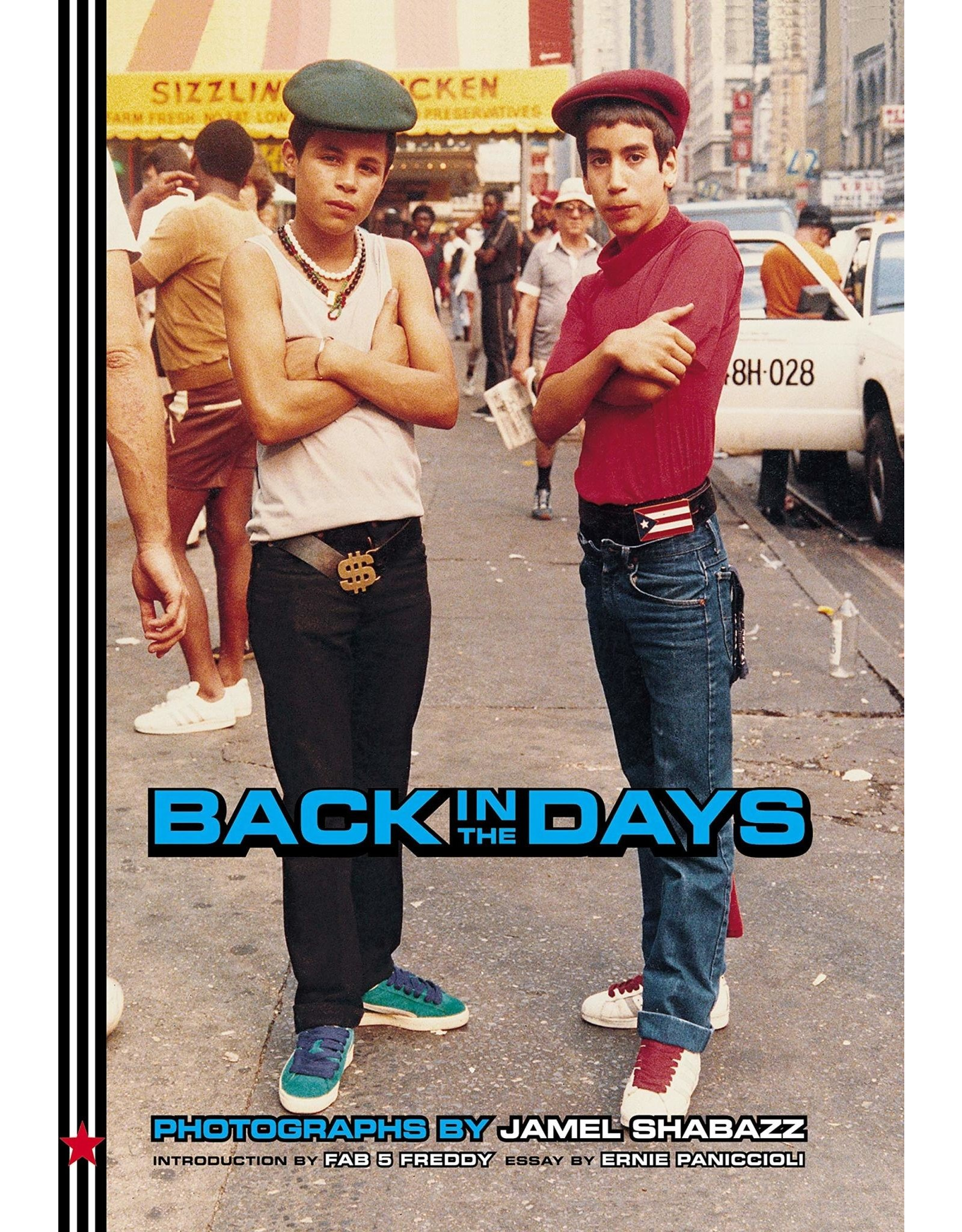 Jamel Shabazz: Back in the Days