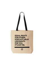 Not Pie Tote Bag