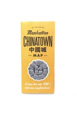 Manhattan Chinatown Map