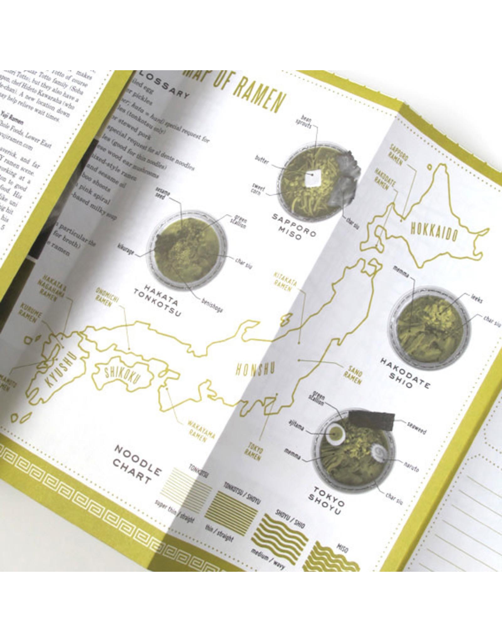 New York Ramen Map