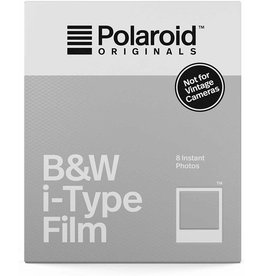 Polaroid B&W i-Type Film