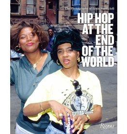Hip Hop at the End of the World: The Photography of Ernie Paniccioli