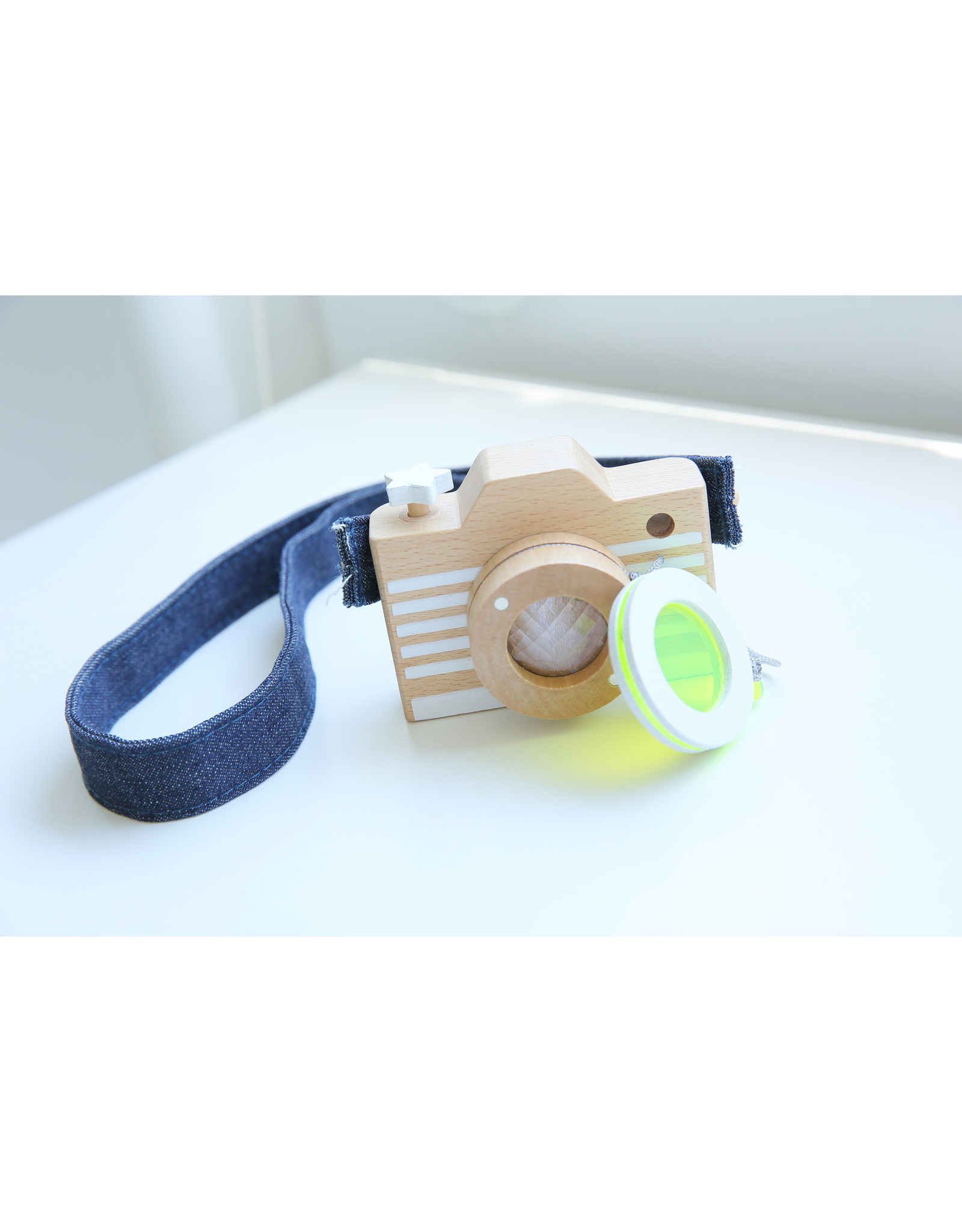 Kaleidoscope Play Camera (Yellow)