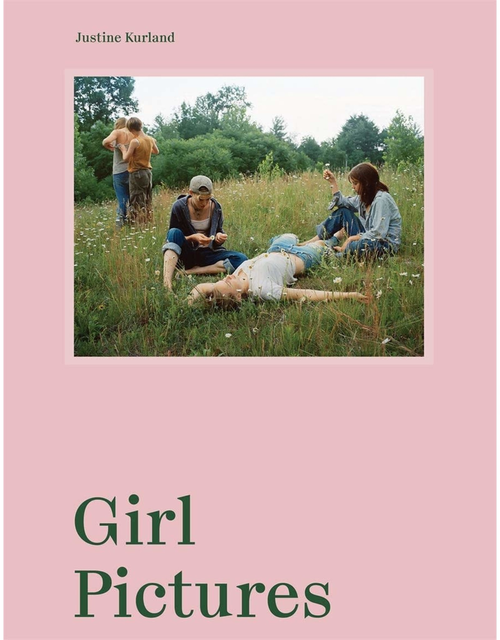 Justine Kurland: Girl Pictures (Signed)