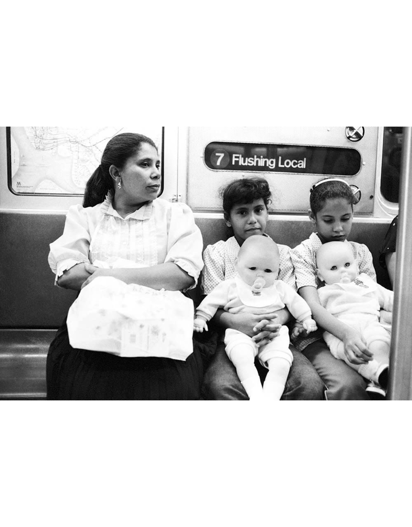 Carrie Boretz: Street - New York City 70s, 80s, 90s