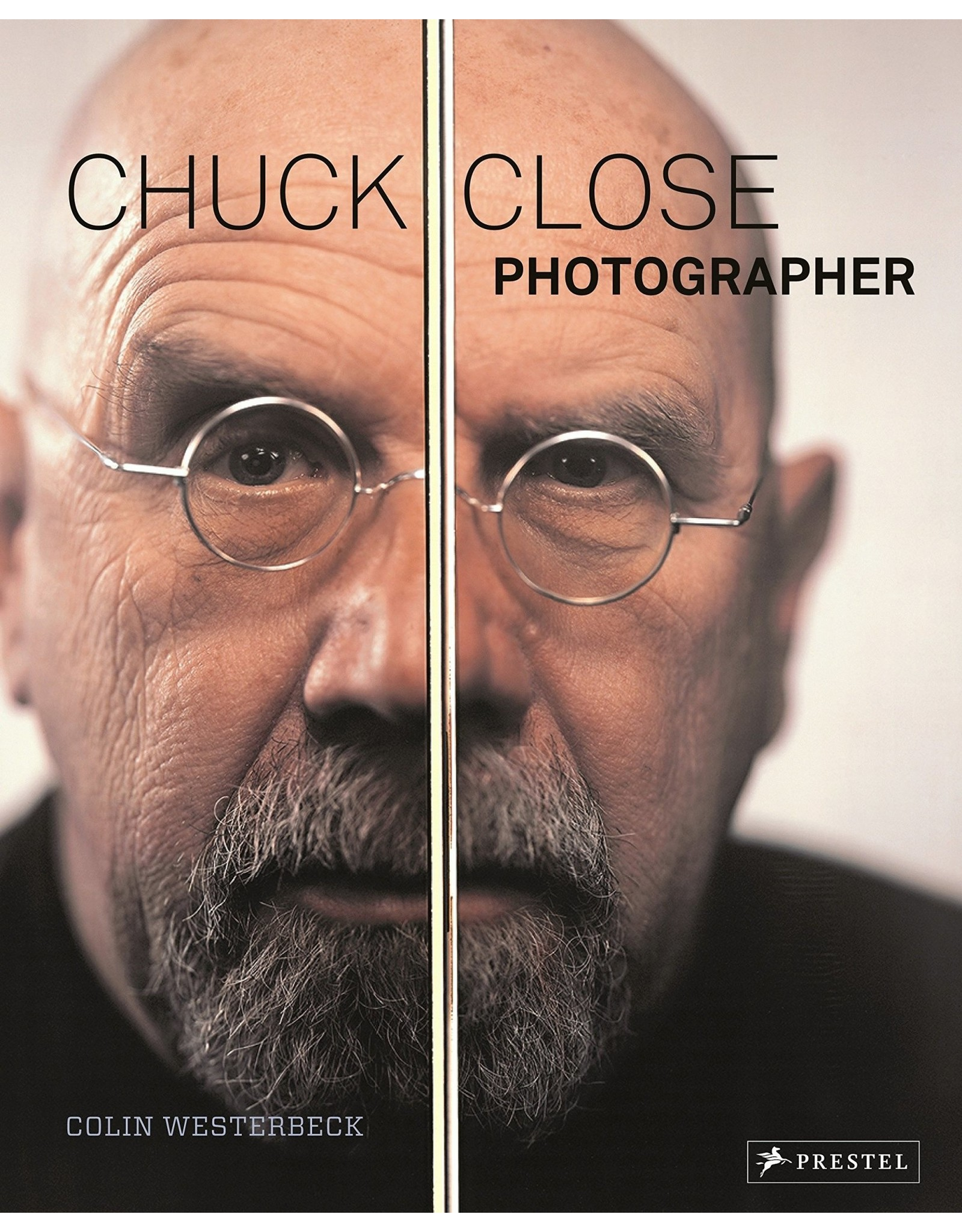 Chuck Close, Photographer