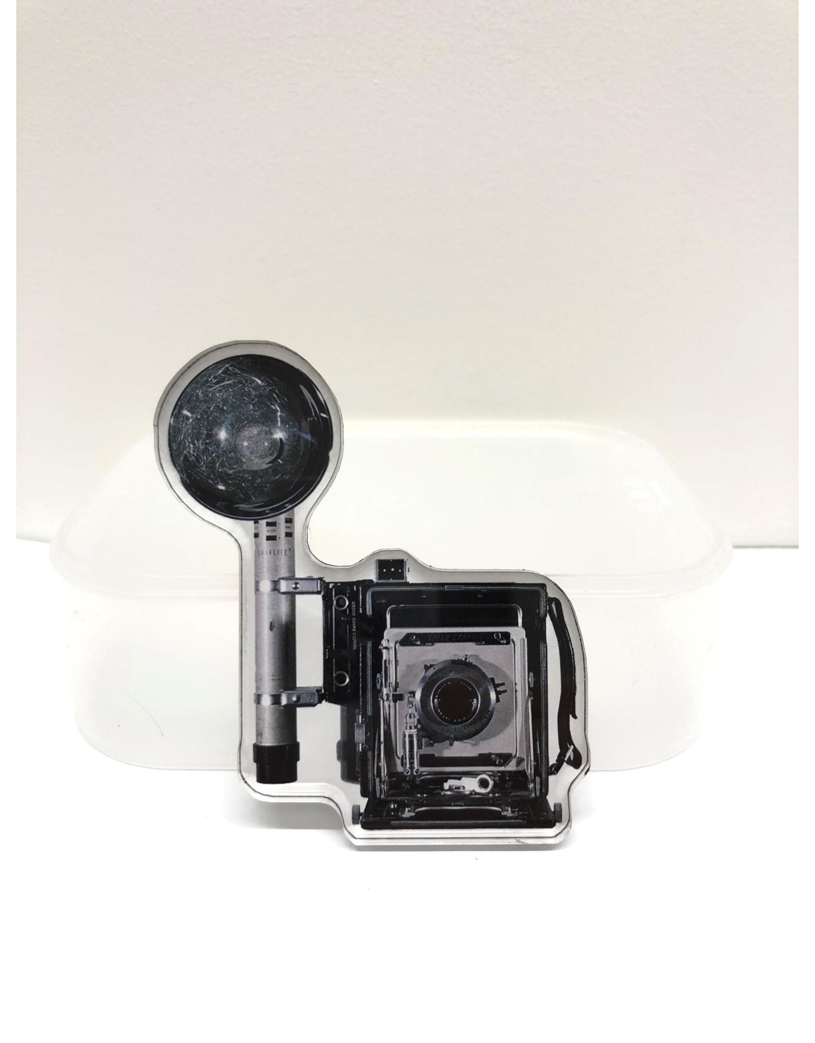 Speed Graphic Camera Magnet
