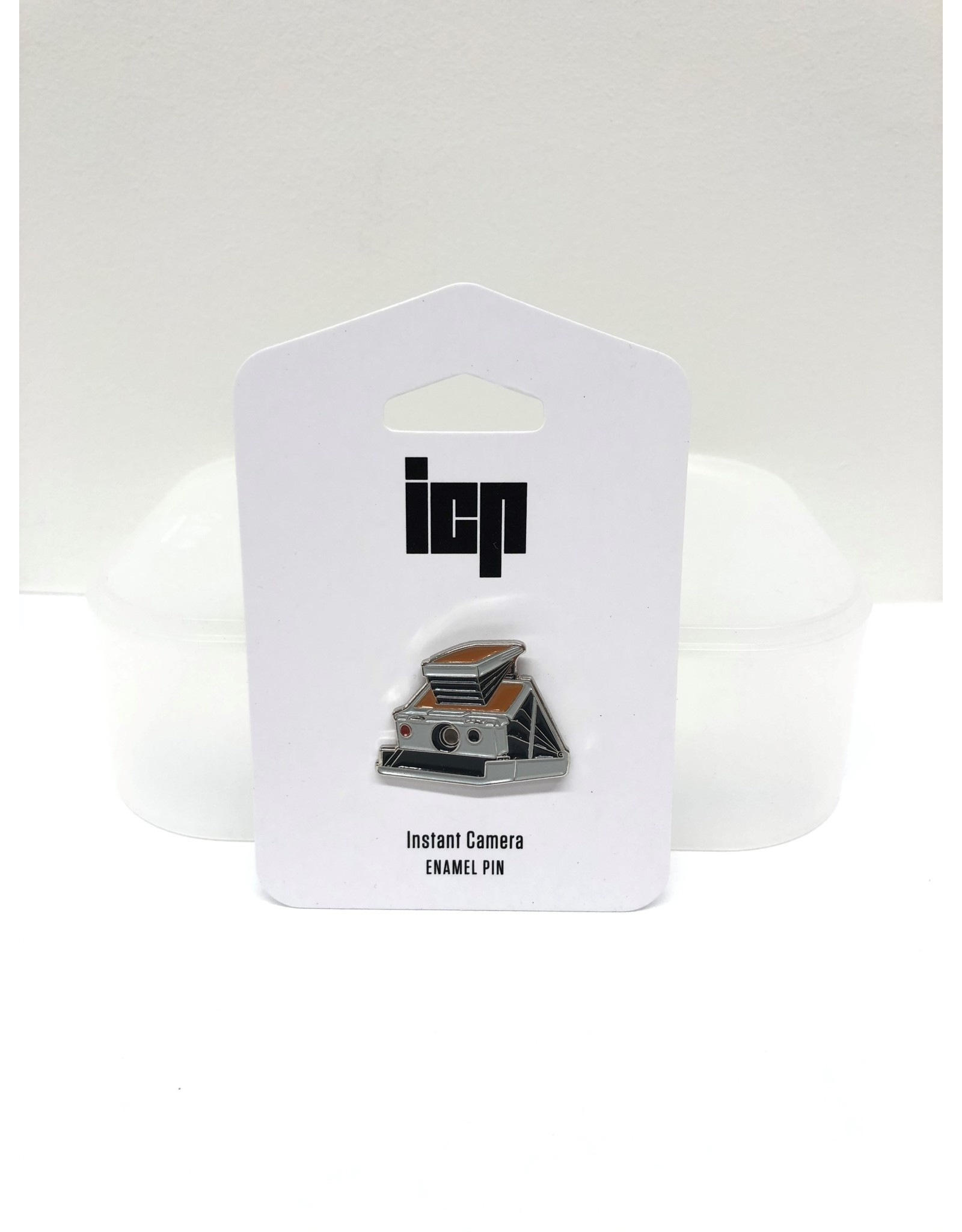 Instant Camera Lapel Pin