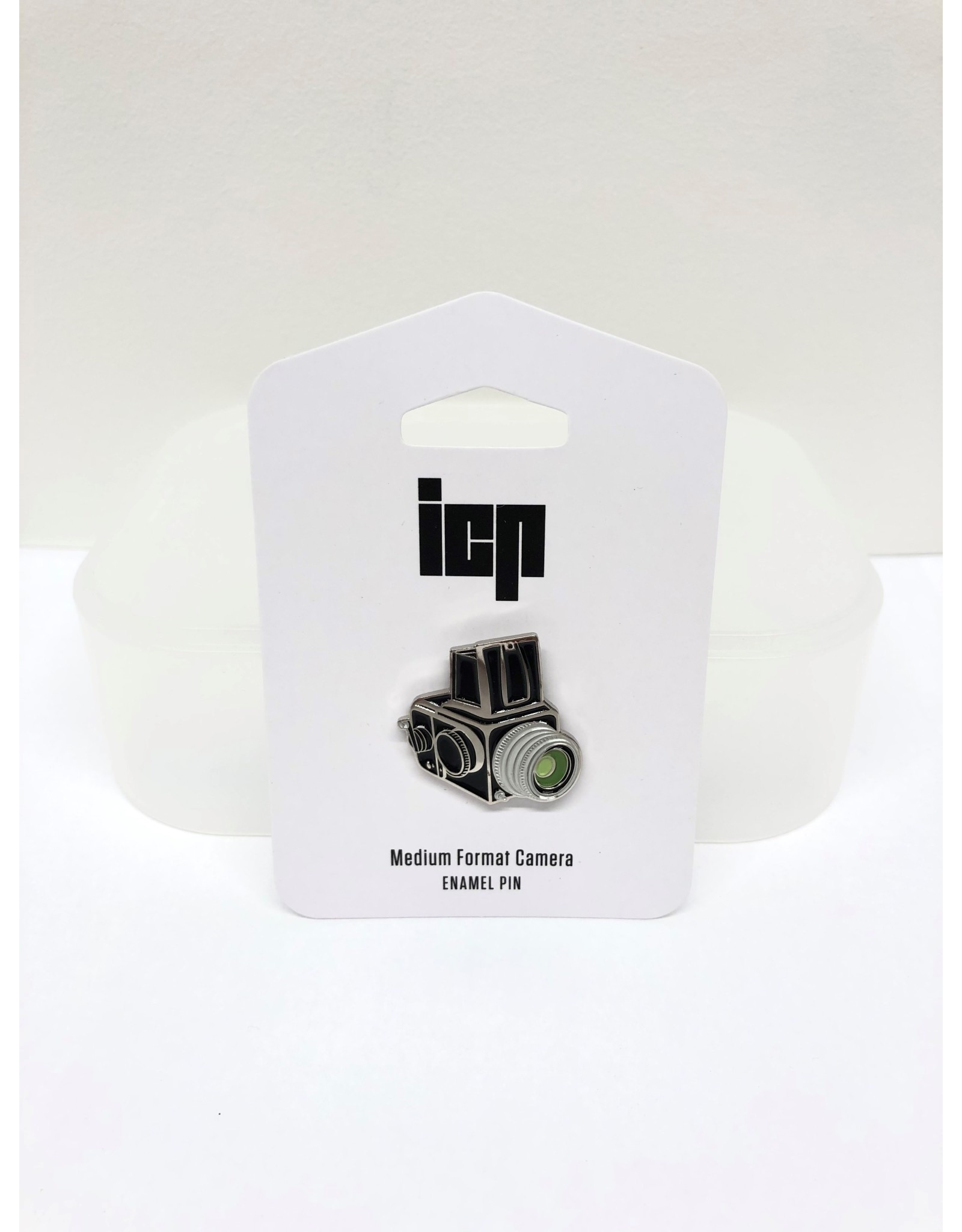 Medium Format Camera Lapel Pin