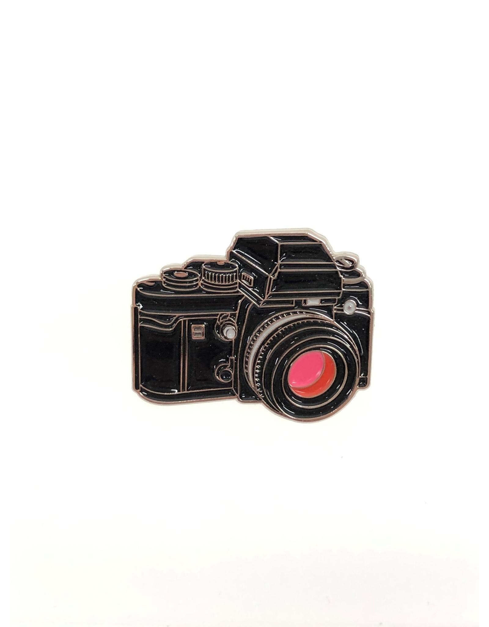 SLR Camera Lapel Pin
