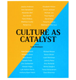 Culture as Catalyst by Isolde Brielmaier (Signed)