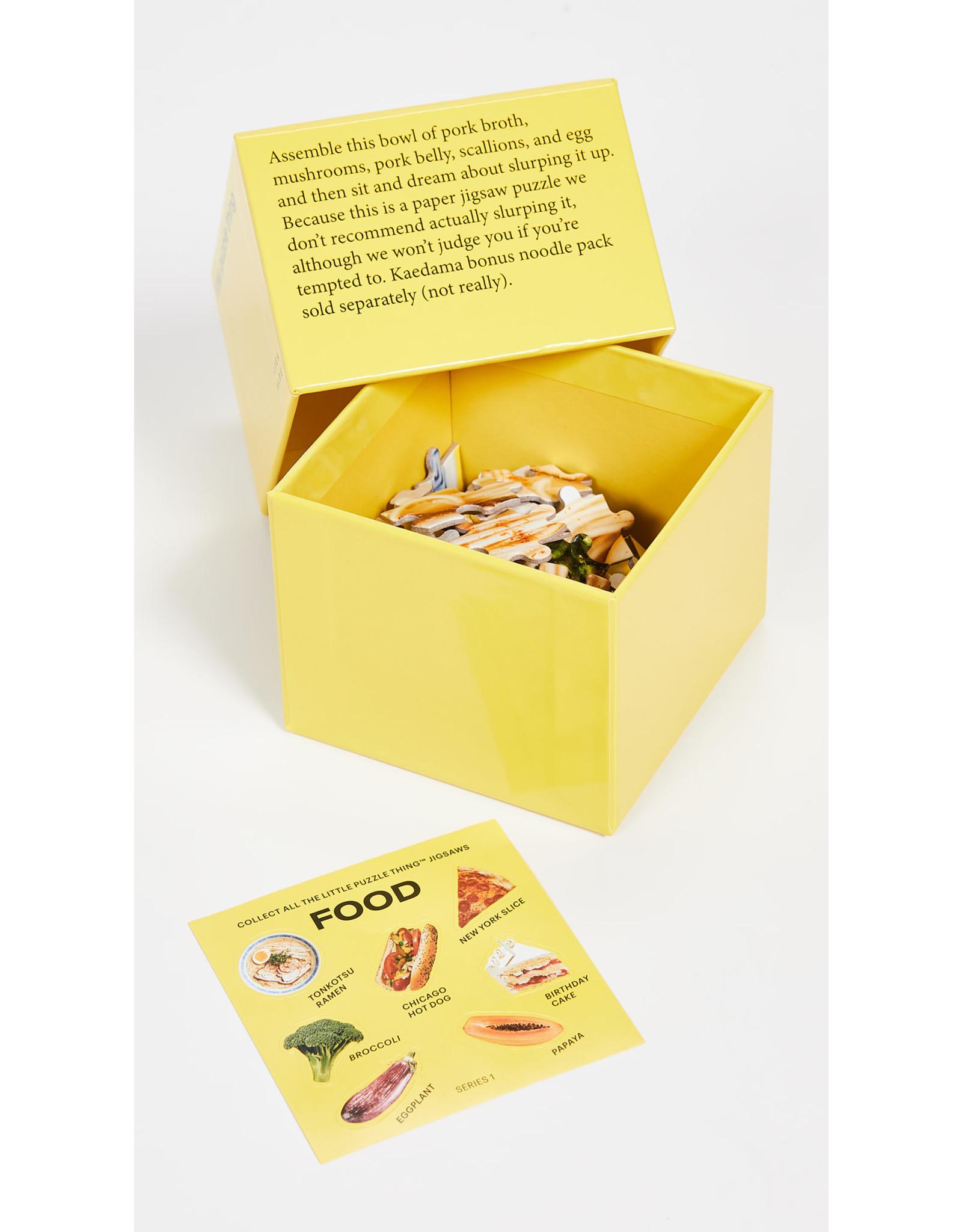 Areaware Little Puzzle Thing | Series 1: Food - Tonkotsu Ramen