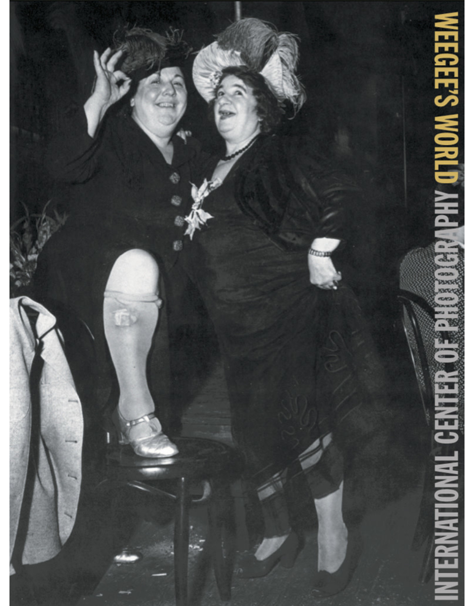 Weegee, Bowery Entertainers, 1944, Poster
