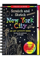 New York City Scratch and Sketch