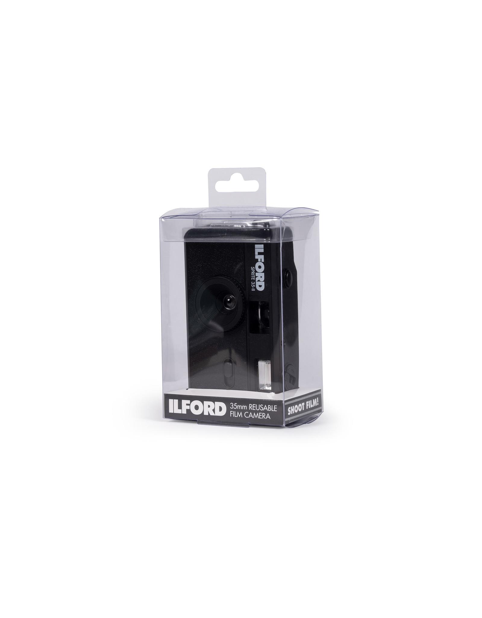 Camera ILFORD Sprite 35-II (Black)