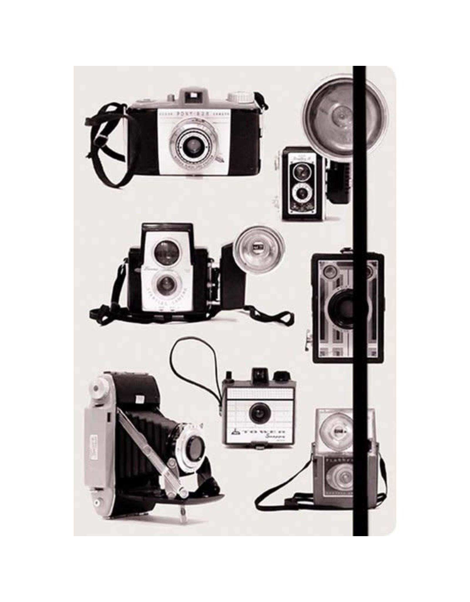Vintage Cameras Notebook