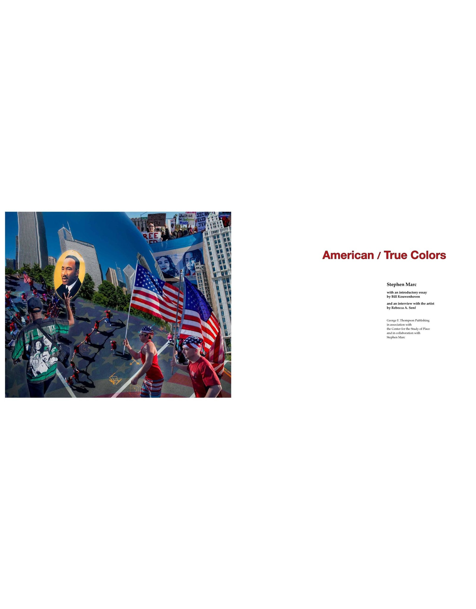 Stephen Marc: American / True Colors