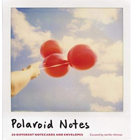 Polaroid Notes - 20 Different Notecards and Envelopes