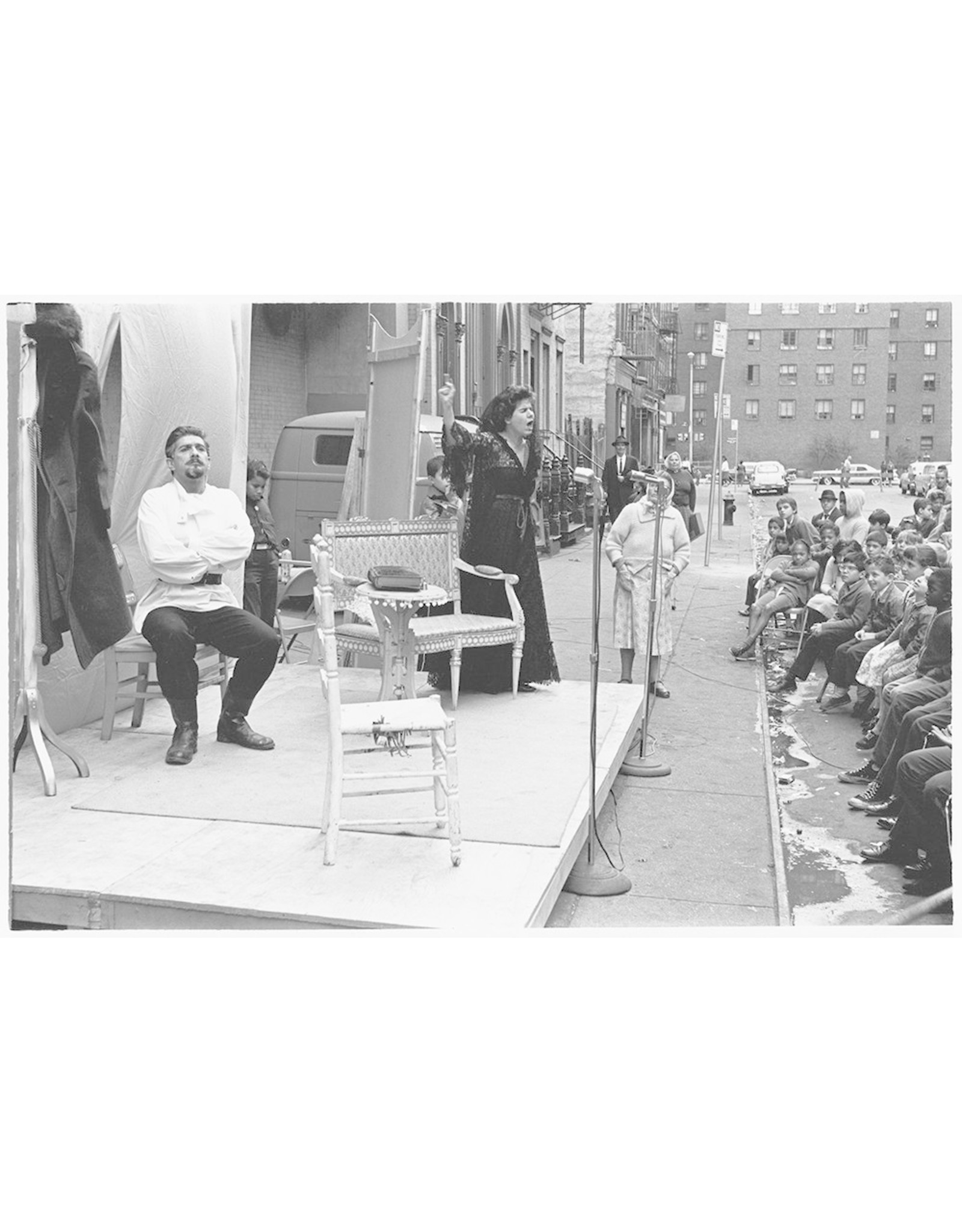 Jonathan Brand: Lower East and Upper West - New York City Photographs 1957-1968
