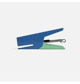 Papier Tigre Blue & Green Stapler
