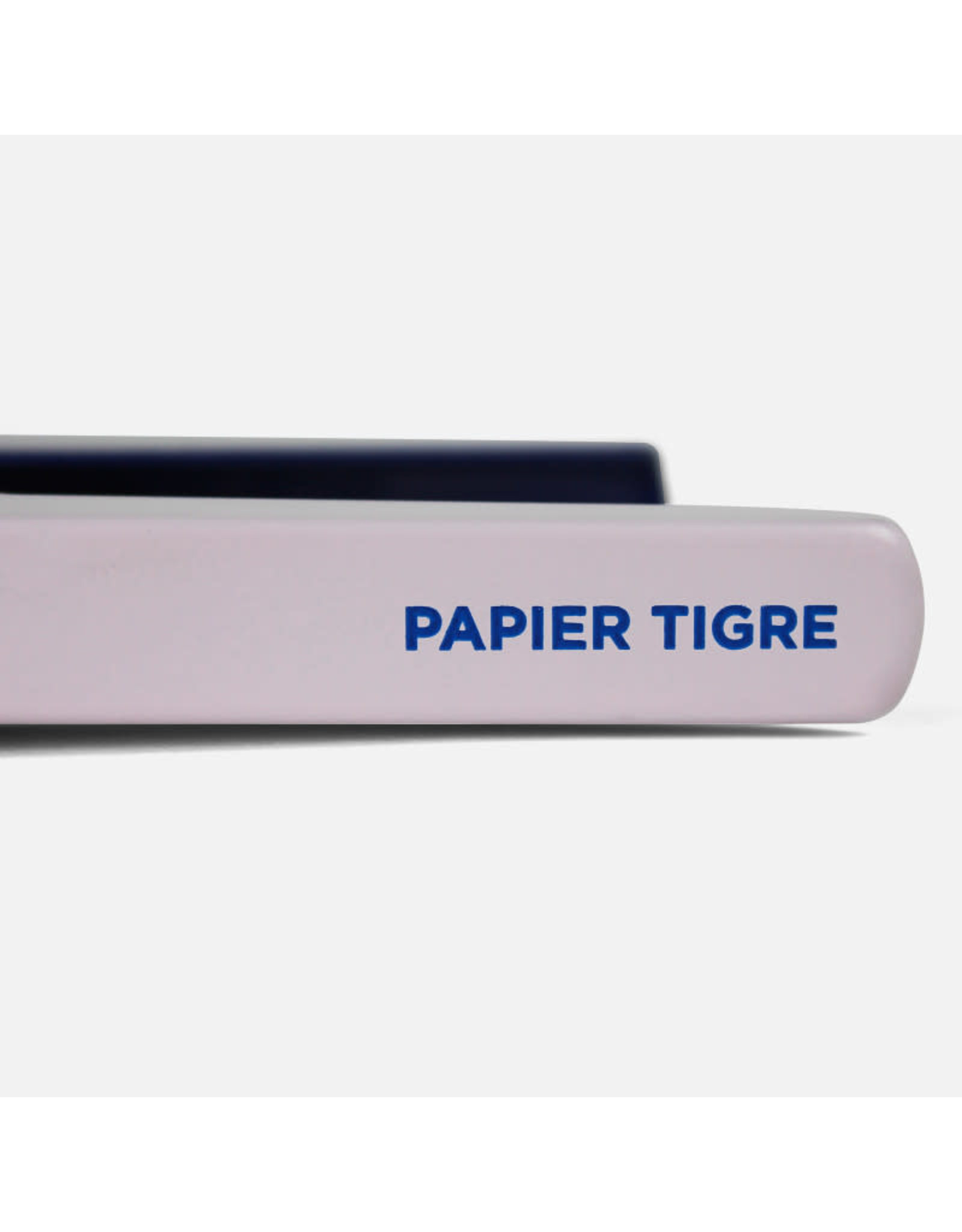 Papier Tigre Cobalt & Pink Stapler