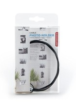 Cable Photo Holder - Black