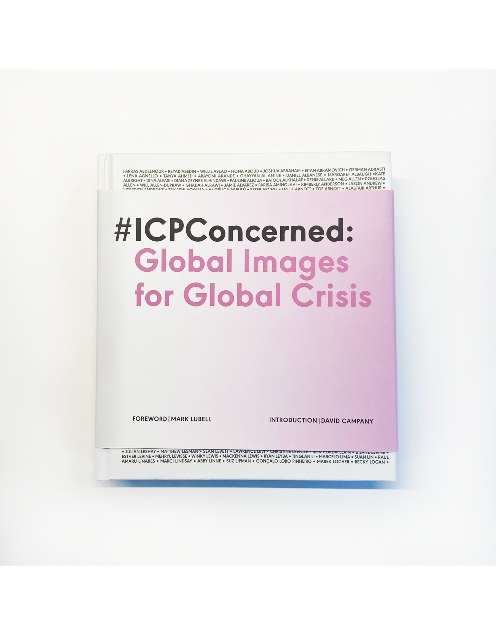 #ICPConcerned: Global Images for Global Crisis