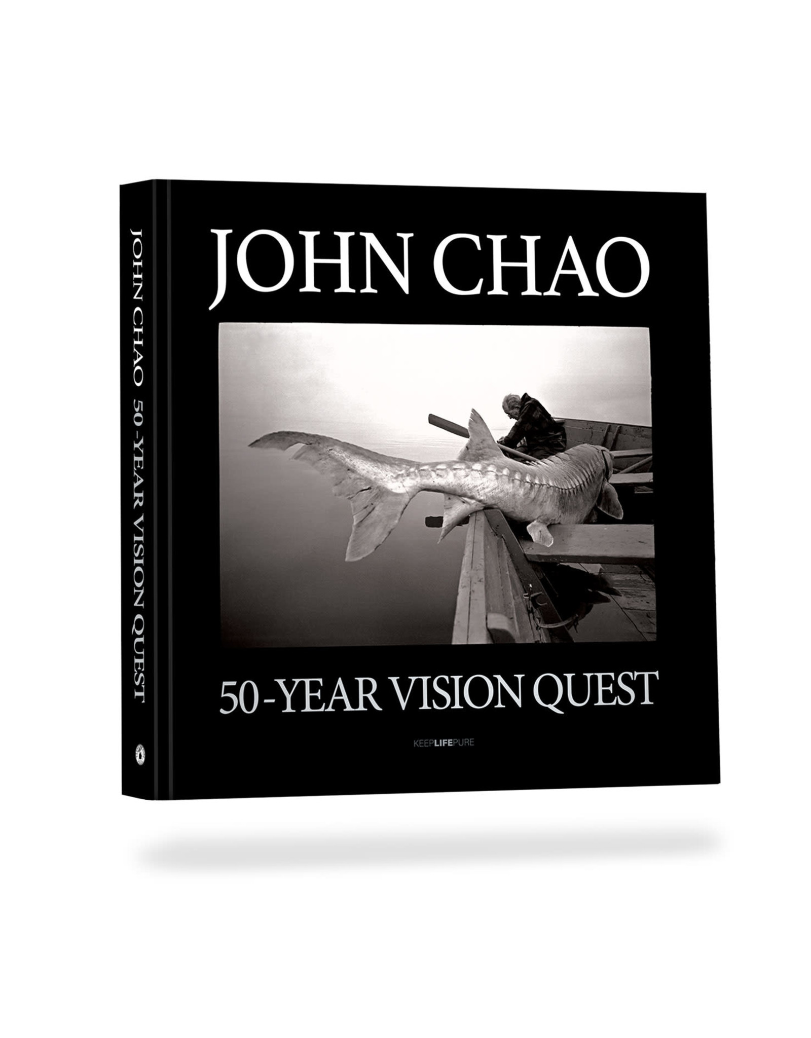 John Chao: 50-Year Vision Quest (Signed)
