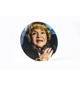 Aunt Doris Dinner Plate - Gillian Laub