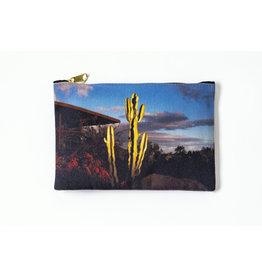 Pouch Diana Markosian, Eli's Home (Cactus)