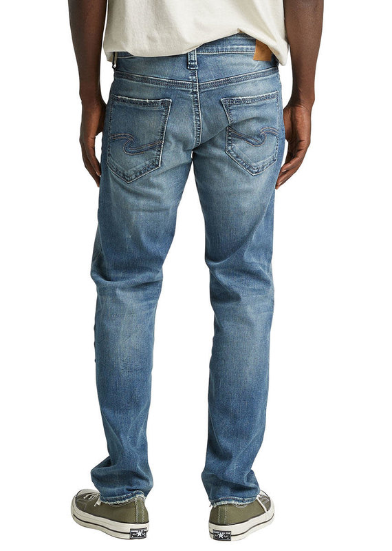 Silver Jeans Co. Eddie relaxed fit jean indigo