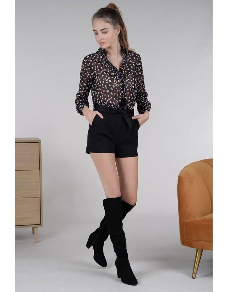 Molly Bracken Ladies Knitted Shorts