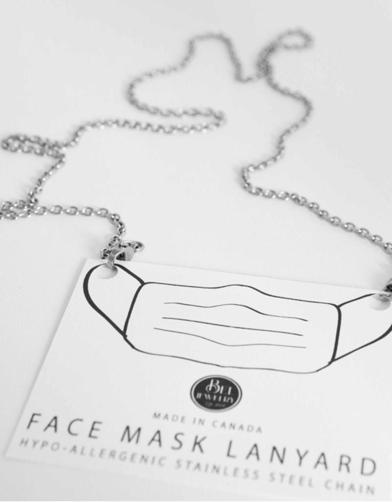Bel Jewelry Bel Jewelry Face Mask Lanyard