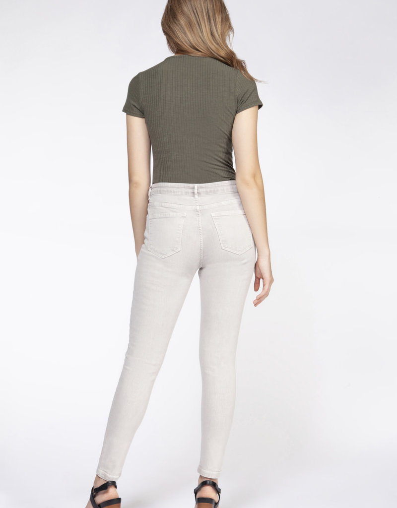 Dex Mid Rise 5 Pockets Skinny Denim