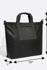 Pixie Mood Harper Convertible Bag - Black