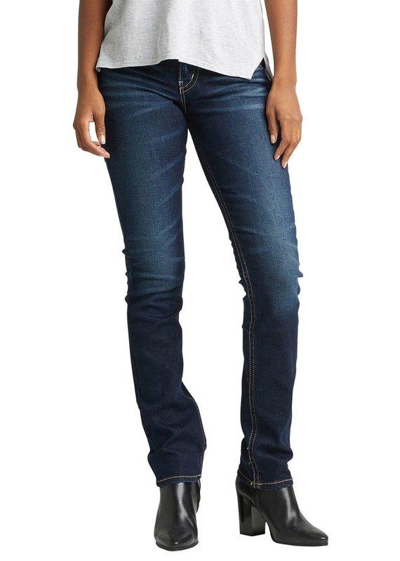 Silver Jeans Co. Suki Straight