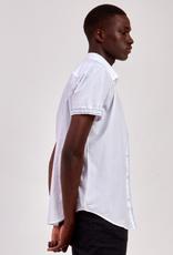 Point Zero Semi Fit Short Sleeve Collared Shirt