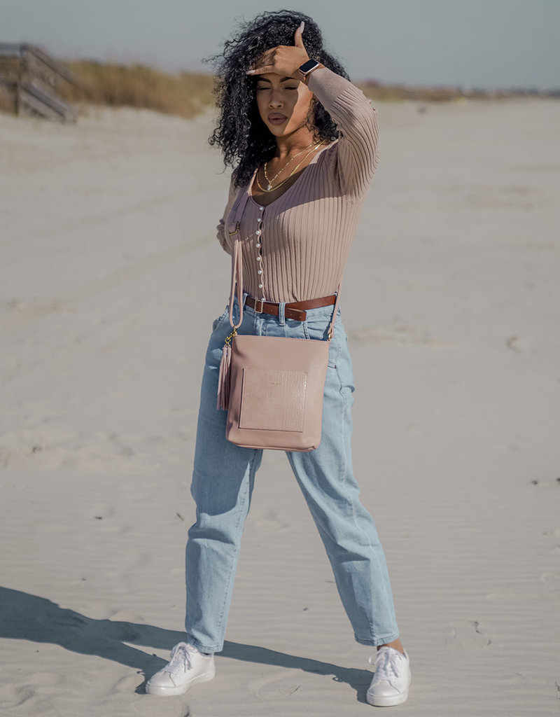 Pixie Mood Lily Crossbody - Sand