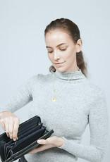 Pixie Mood Bubbly Wallet - Black