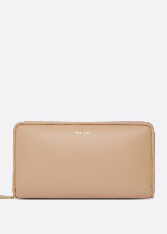 Pixie Mood Bubbly Wallet - SAND