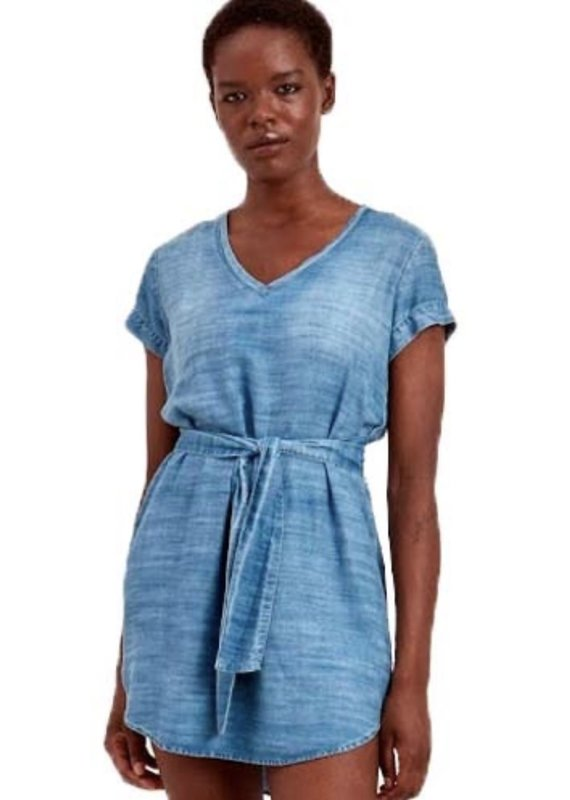 Point Zero V-Neck Dress