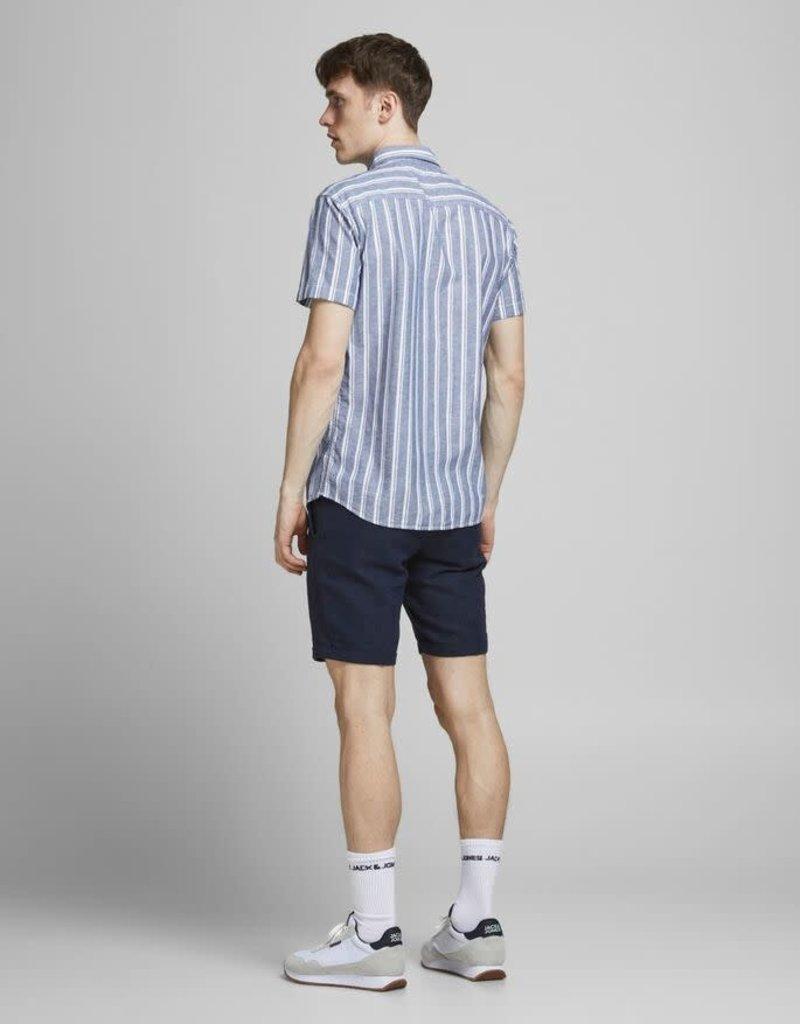 Jack & Jones Summer Stripe Collared Shirt