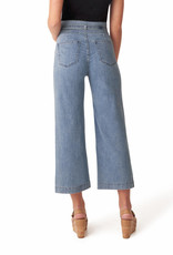 Silver Jeans Co. Belted Crop (26 length)